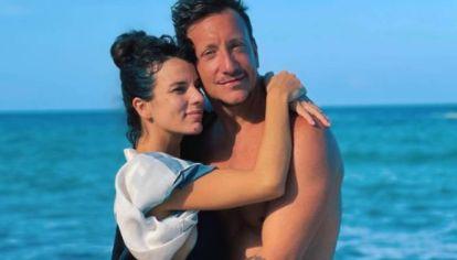Los motivos del misterioso viaje de Nico Vázquez y Gimena Accardi a Miami