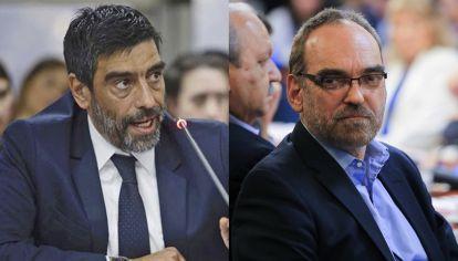 Rodolfo Tailhade y Fernando Iglesias
