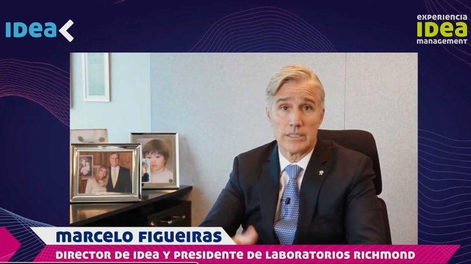 Marcelo Figueiras en Experiencia IDEA Management  20210623