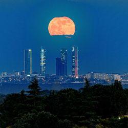 En España podrá apreciarse durante la noche de hoy, jueves 24, y la madrugada de mañana, viernes 25.