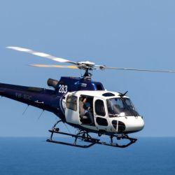 Cuando pierde potencia, un helicóptero puede llegar a caer muy rápido.