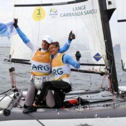 Santiago y Cecilia, ganadores de una medalla de oro en Río 2016, serán la primera dupla en la historia que llevarán la bandera argentina durante la apertura del evento.