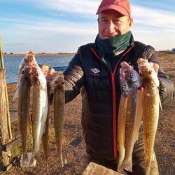 Dónde ir a pescar el fin de semana del 25 de junio de 2021