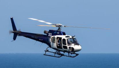 Cómo aterrizar un helicóptero sin motor