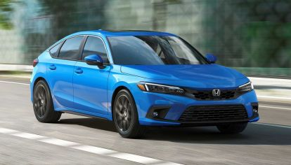 Honda presentó el nuevo Civic hatchback