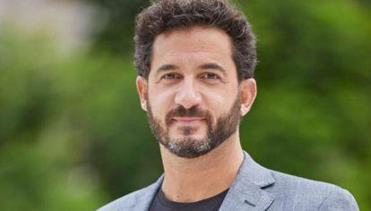 Matías Tombolini, vice presidente Banco Nación