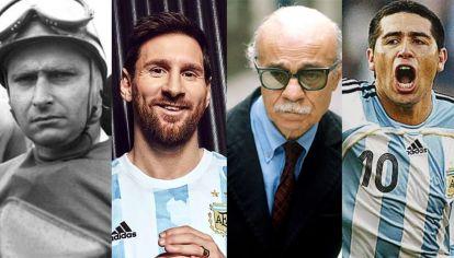 """Por que es tan importante el día que nacieron Fangio, Messi, Riquelme y Sábato según """"El brujo Maya"""""""