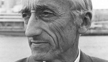 Jacques Ives Cousteau