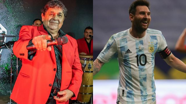 Los Palmeras-Messi