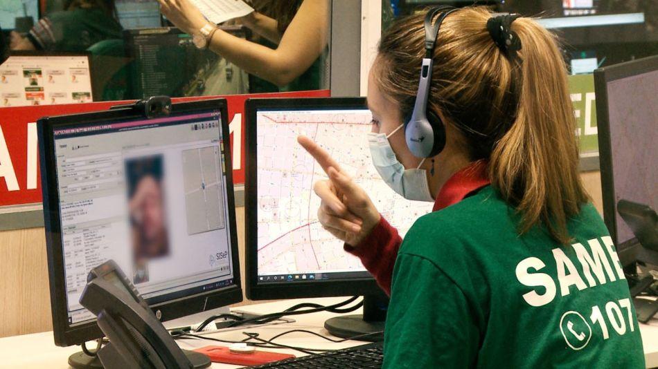 Cómo es el nuevo sistema de Telemedicina que habilitó el SAME 20210624