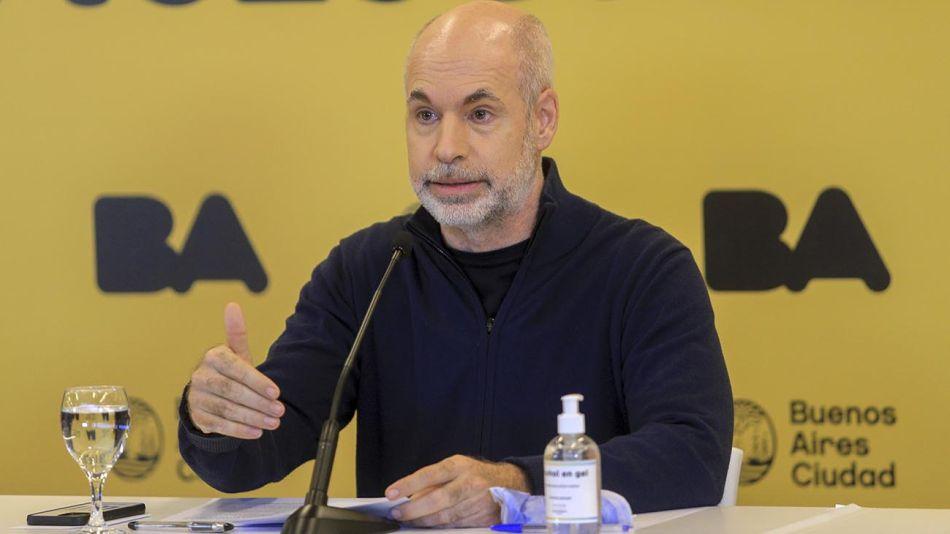 Horacio Rodríguez Larreta 20210624