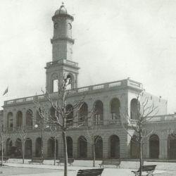 La primera autoridad municipal se constituyó en 1856