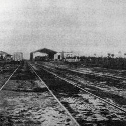 En 1752, con la llegada del ferrocarril, Mercedes dejó de ser sólo un puesto militar para transformarse en una población permanente