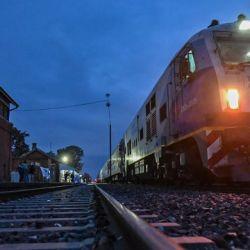 Hace 19 años que el tren no se detenía en la estación Arroyo Seco.