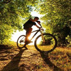 Una excelente práctica es buscar rutas en las que el balance de subida y bajada sea controlado.