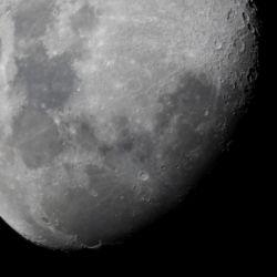 Luna de hoy en Capricornio.