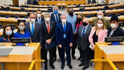 Reunión del Comité de Descolonización en Naciones Unidas