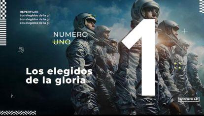 Tres series de astronautas para maratonear el fin de semana