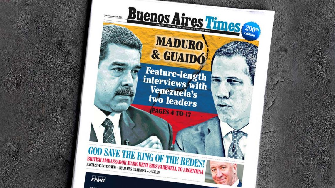 Buenos Aires Times #200th edition