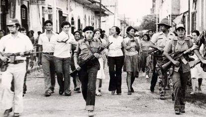 Nicaragua. La Revolución aportó a los progresos económicos y sociales.