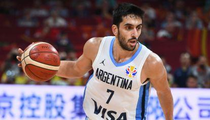 """Campazzo. Luego de su debut en la NBA, """"Facu"""" se prepara para su tercera participación olímpica."""