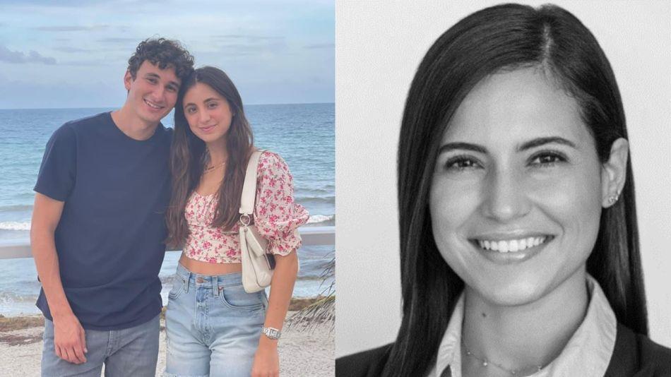 Ilan Naibryf Nicole Langesfeld desaparecidos derrumbe edificio miami g_20210626