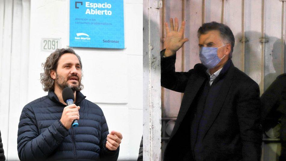 Santiago Cafiero macri g_20210626