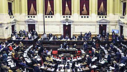 Sesión. Esta semana la Cámara de Diputados se volverá a reunir y ya palpita una visita de Cafiero.