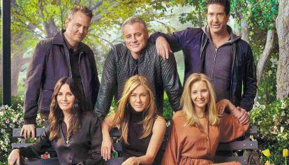 """Llegada. El 29 de junio arriba a América Latina la plataforma de WarnerMedia, y llega con propuestas como el famoso especial de """"Friends: The Reunion""""."""