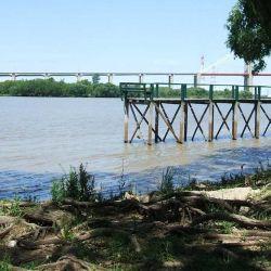 La ciudad de Zárate, punto cercano a la Capital Federal que fue motivo de muchas notas sobre escapadas.