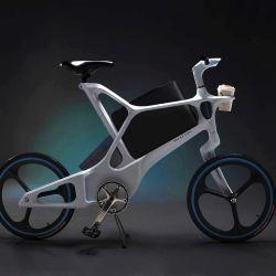 Esta bicicleta fue concebida puramente para un uso urbano.