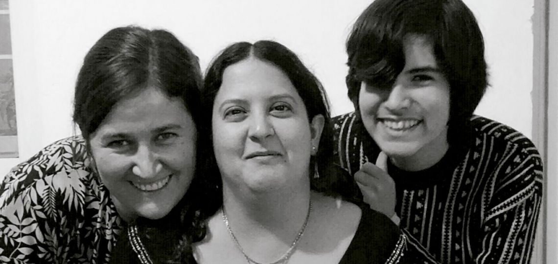 Día del orgullo LGBTQ: conocé la historia de esta familia que respeta la diversidad