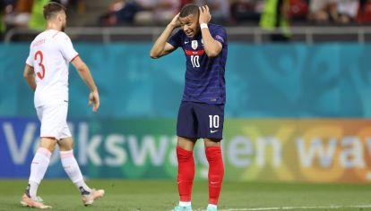 Francia, eliminada