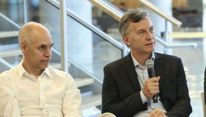 Macri-Larreta: la verdadera pelea