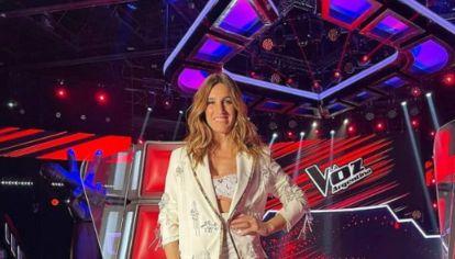 La Voz Argentina: La Sole se emocionó hasta las lágrimas con una emblemática canción