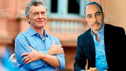 Mauricio Macri - Fabio Calcaterra