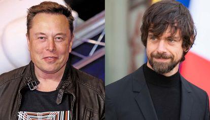 Musk y Dorsey unidos por el amor a BITCOIN.