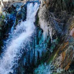 En la zona de las Sierras Chicas el termómetro registró las temperaturas más bajas de la provincia mediterránea