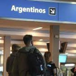 Se mantiene el cupo de 600 personas por día que pueden ingresar al país.