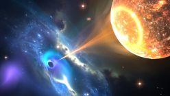 Estrella de Neutrones y Agujero Negro 20210630
