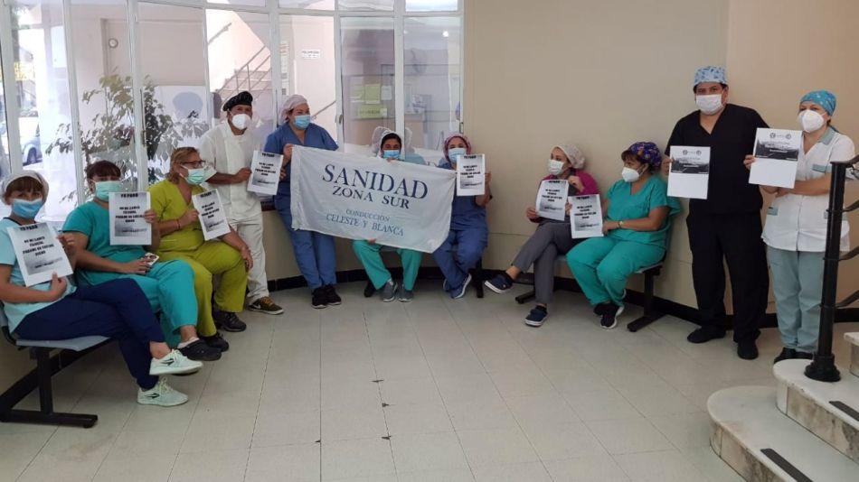 sanidad protesta salud g_20210630