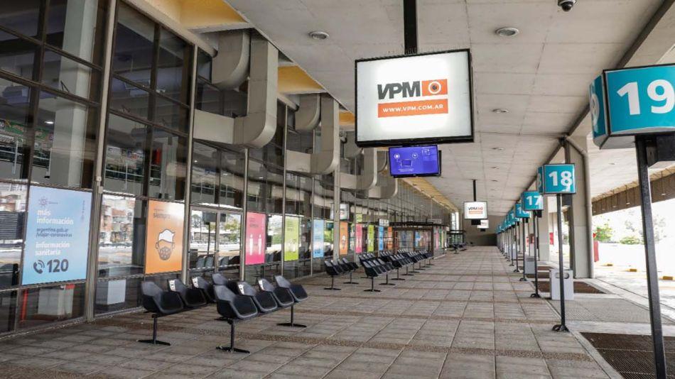 Terminal de Omnibus de Retiro-20210630