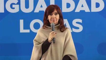 """""""Cristina Kirchner participó del lanzamiento del programa Conectar Igualdad en Lomas de Zamora"""""""