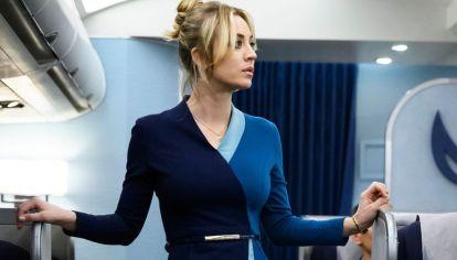 The Flight Attendant en HBO Max.
