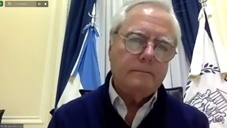 Entrevista a Federico Pinedo 20210701