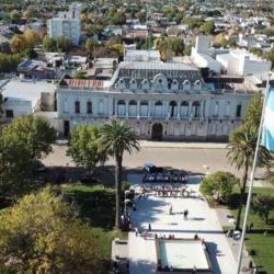 Pehuajó fue fundada el 3 de julio de 1883