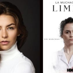 Juana Arias en La Muchacha que Limpia de HBO