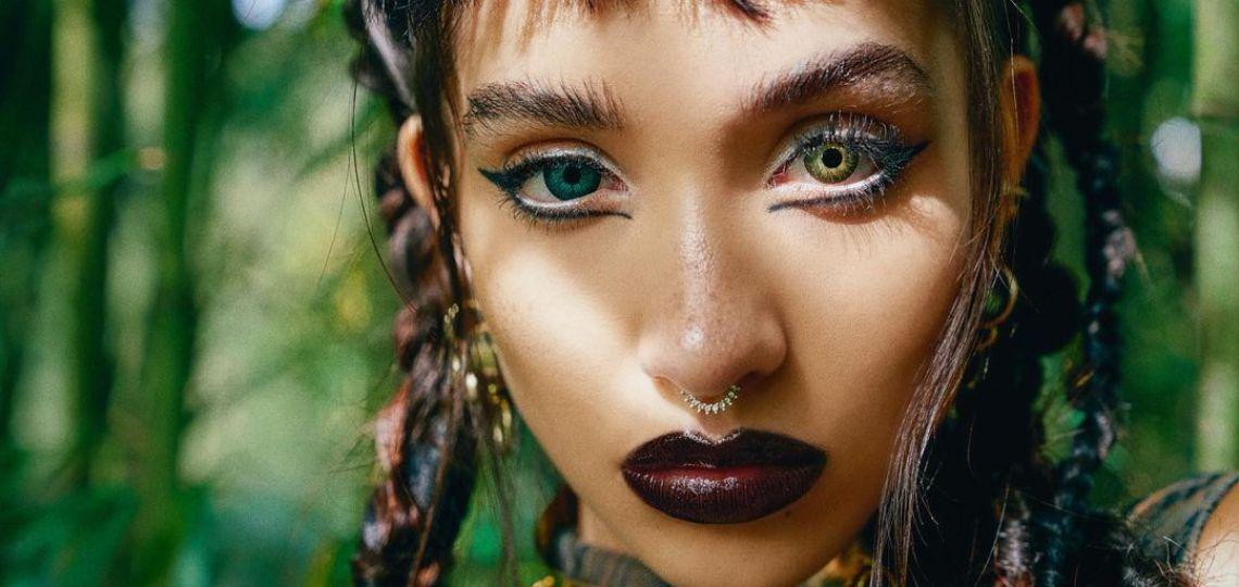 María Becerra: Los secretos para imitar su makeup