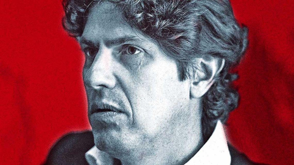 Senator Martín Lousteau.