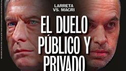 Larreta vs Macri
